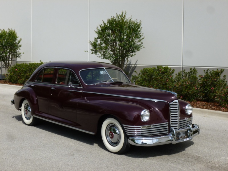 Packard  classic cars 47pack28
