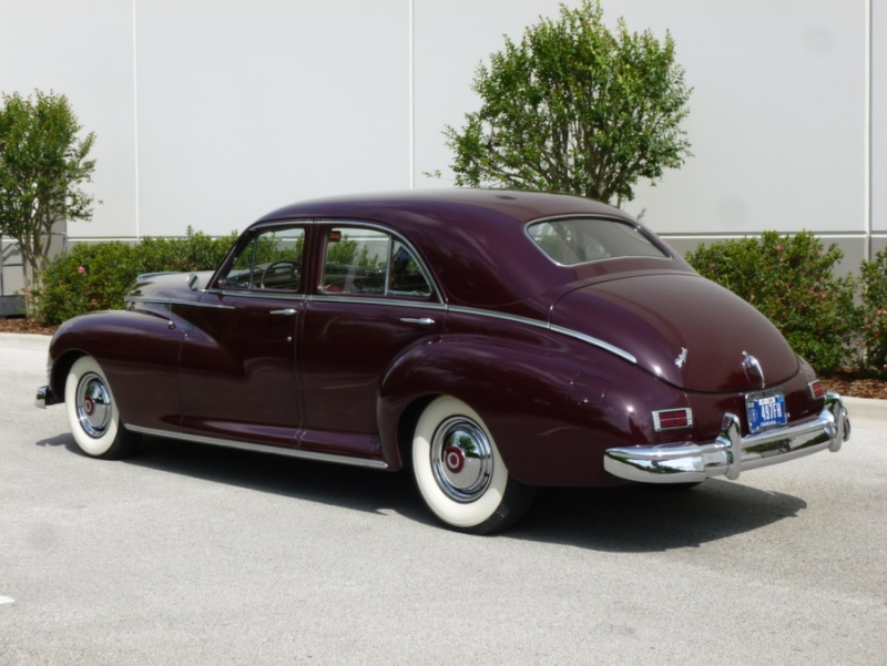 Packard  classic cars 47pack29