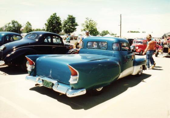 Chevy Pick up 1947 - 1954 custom & mild custom - Page 3 48487510