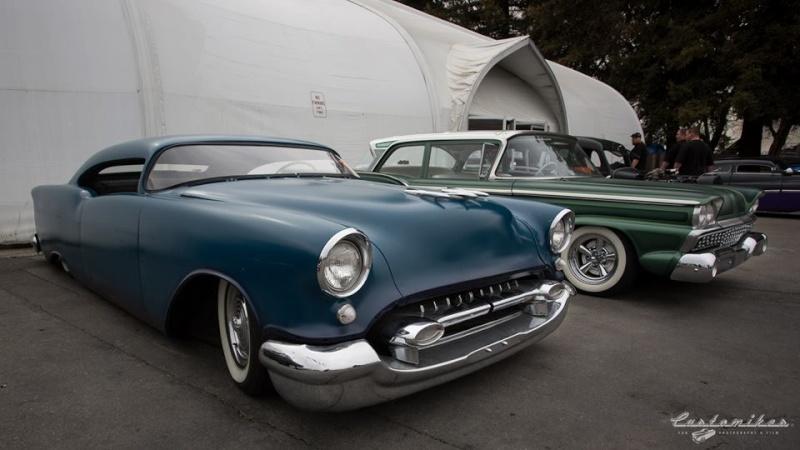 Oldsmobile 1955 - 1956 - 1957 custom & mild custom - Page 2 48487710