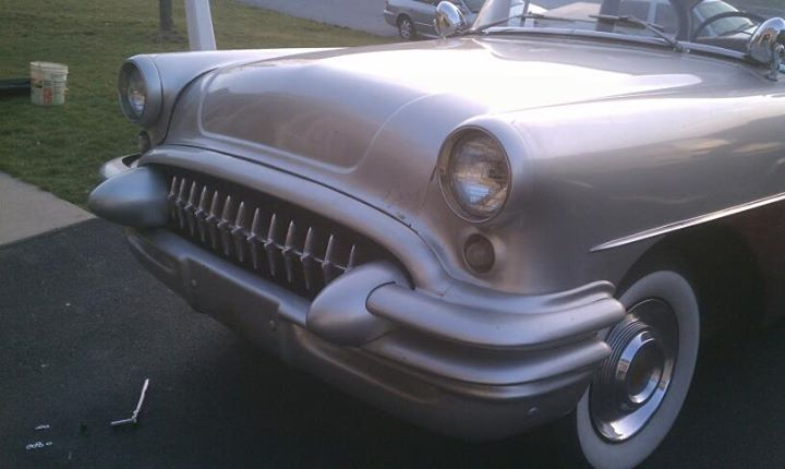 1955 buick -  Mike Wood 48697710