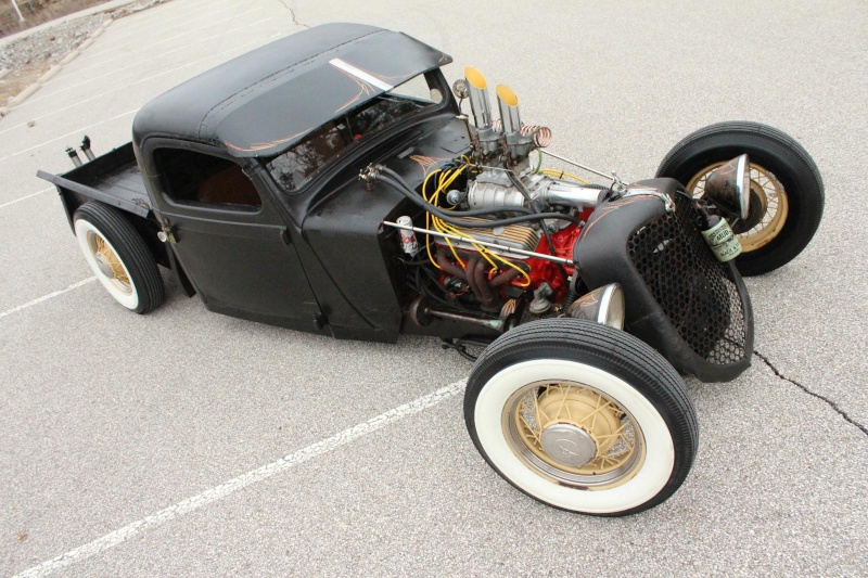Rat Rods - Galerie - Page 4 4_f11