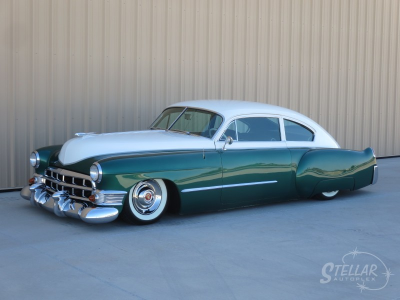 Cadillac 1948 - 1953 custom & mild custom - Page 2 4g_80010