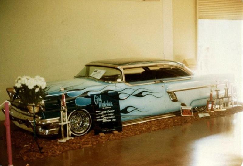 Mercury 1955 - 1956 Custom & mild custom 4u8k7n10
