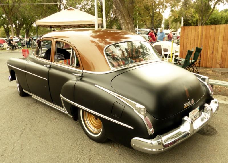 Oldsmobile 1948 - 1954 custom & mild custom - Page 3 50_old10