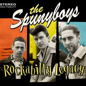 The Spunyboys 51105410