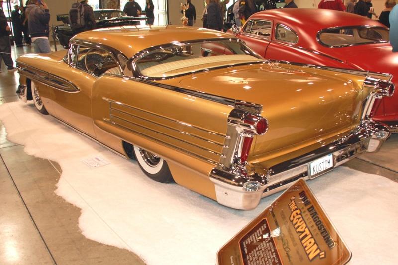 Oldsmobile 1955 - 1956 - 1957 custom & mild custom - Page 2 51678411