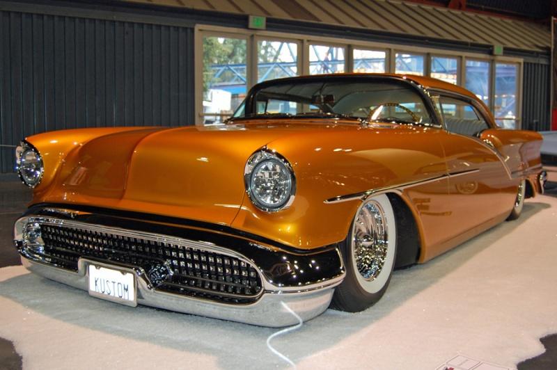 Oldsmobile 1955 - 1956 - 1957 custom & mild custom - Page 2 51684410