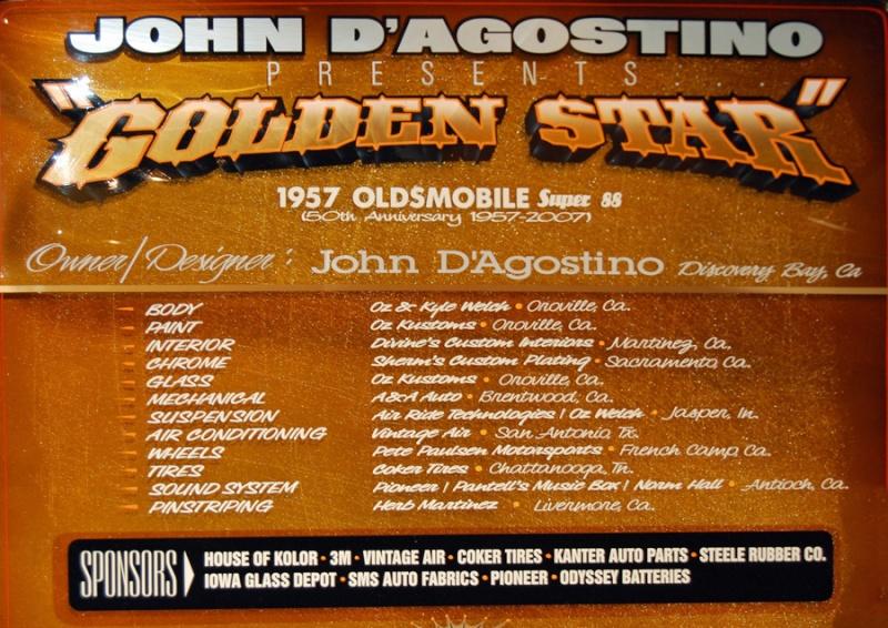 Oldsmobile 1955 - 1956 - 1957 custom & mild custom - Page 2 51684413