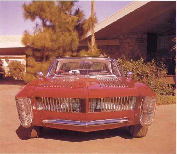 1963 Buick Riviera - Villa Riviera - George Barris 519