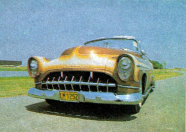 Oldsmobile 1948 - 1954 custom & mild custom 51olds11