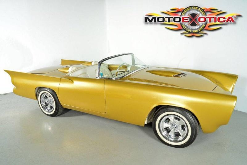 1955, '56 and '57 T-Bird custom & mild custom 520
