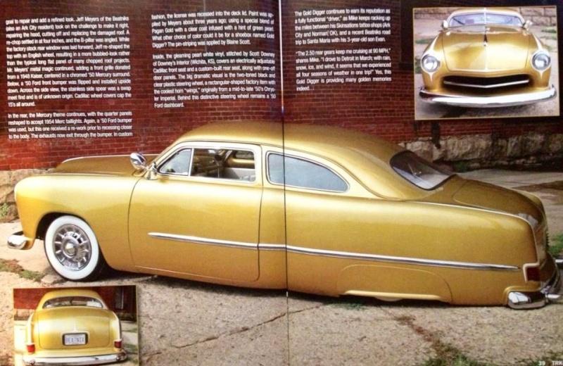 Ford 1949 - 50 - 51 (shoebox) custom & mild custom galerie - Page 6 52775510