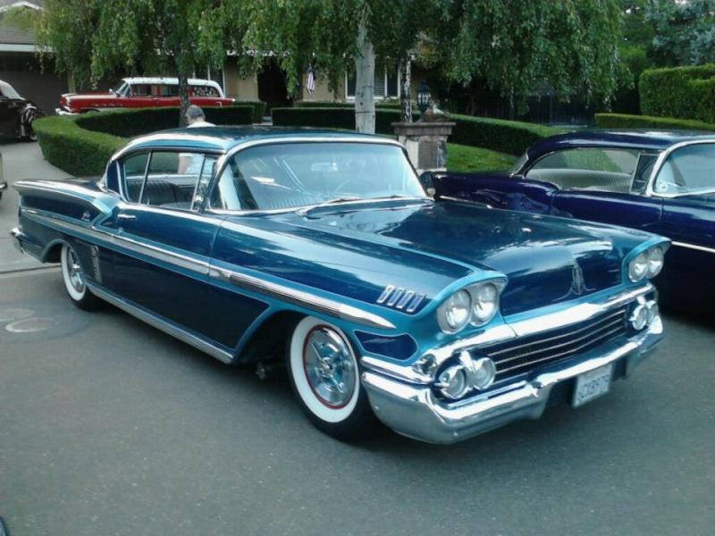 Chevy 1958 custom & mild custom - Page 4 53847010