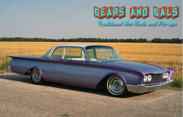 Ford 1960 custom & mild custom 53934810
