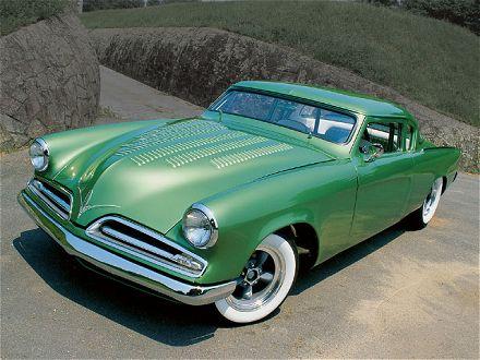 Studebaker custom & mild custom 53lm10