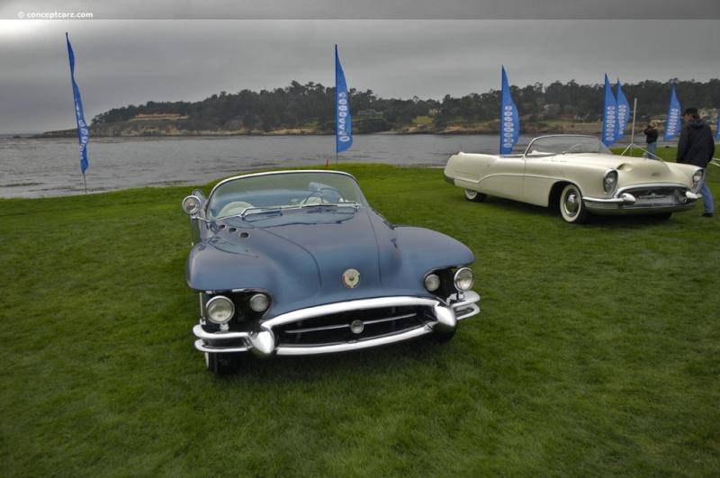 1954 Buick Wildcat II Motorama Dream Car  54-bui10