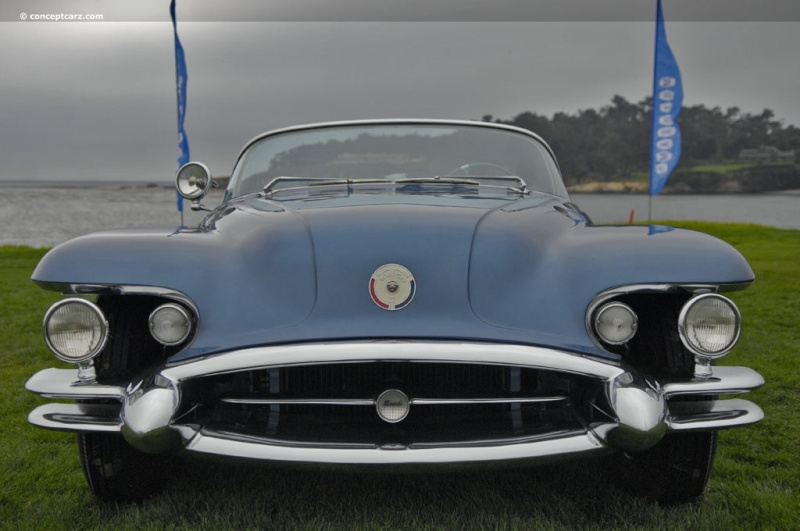 1954 Buick Wildcat II Motorama Dream Car  54-bui13