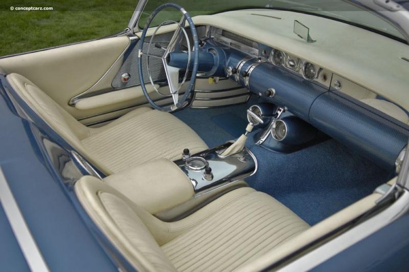1954 Buick Wildcat II Motorama Dream Car  54-bui19