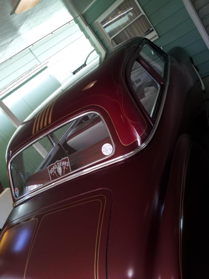 Mopar 1940 - 1950 custom & mild custom 54012110