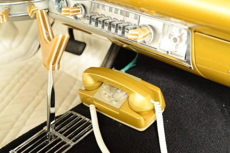 1955, '56 and '57 T-Bird custom & mild custom 5412