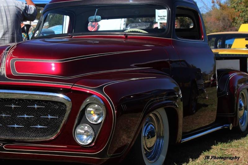 Ford Pick Up 1953 - 1956 custom & mild custom - Page 2 54188110