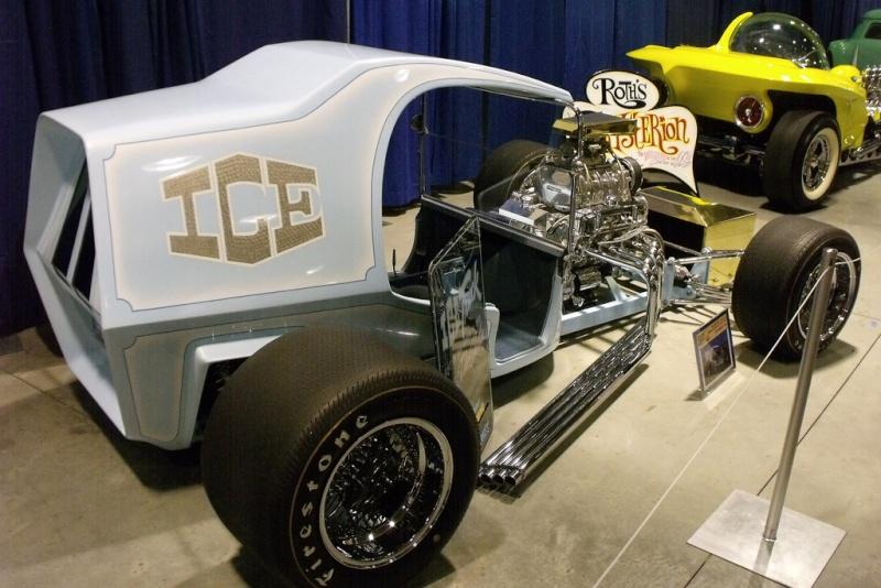 Ice Truck - Dan Woods - 1970 54293610
