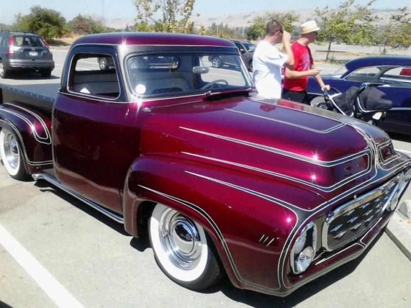 Ford Pick Up 1953 - 1956 custom & mild custom - Page 2 54591710