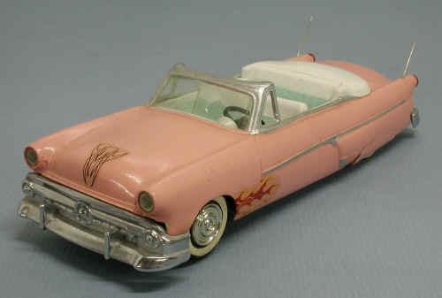 Vintage built automobile model kit survivor - Hot rod et Custom car maquettes montées anciennes 54ford10