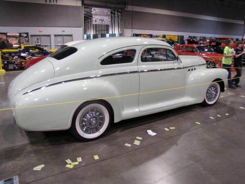 Buick 1938 - 42 custom & mild custom 55489811