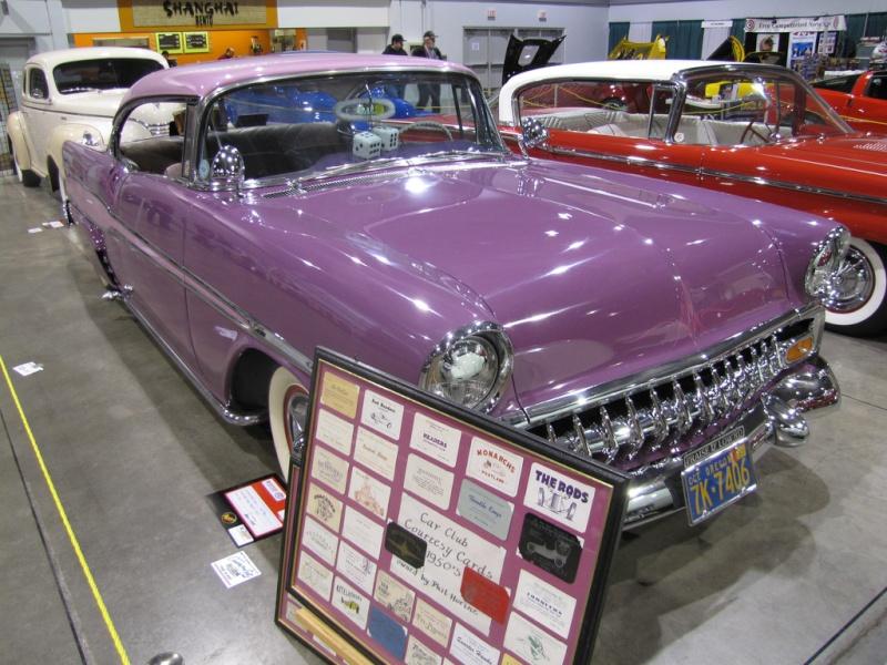 Pontiac 1955 - 1958 custom & mild custom 55494713