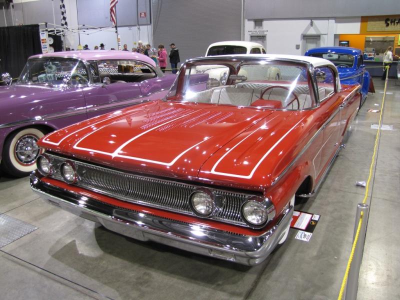 Mercury 1957 - 1960 Customs & mild custom 55501110