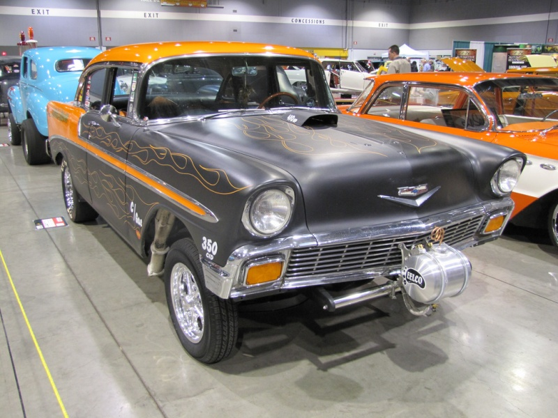1956 Chevy Gasser 55511510