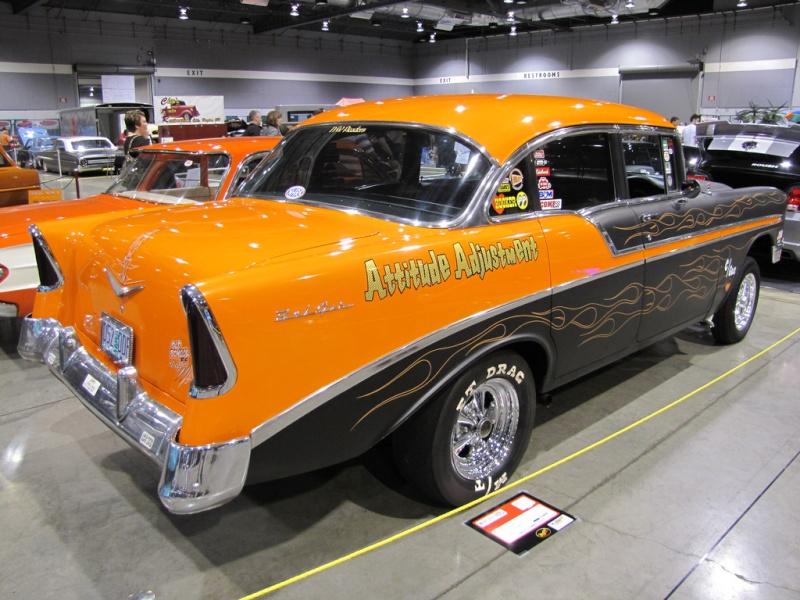 1956 Chevy Gasser 55511511