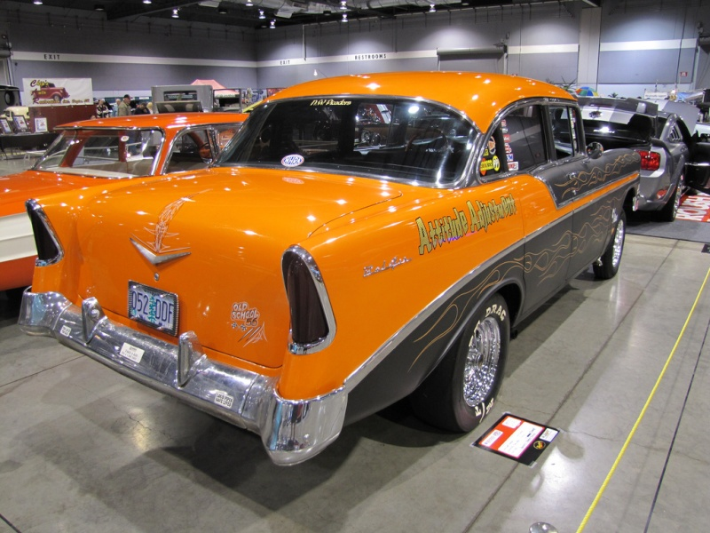 1956 Chevy Gasser 55511512