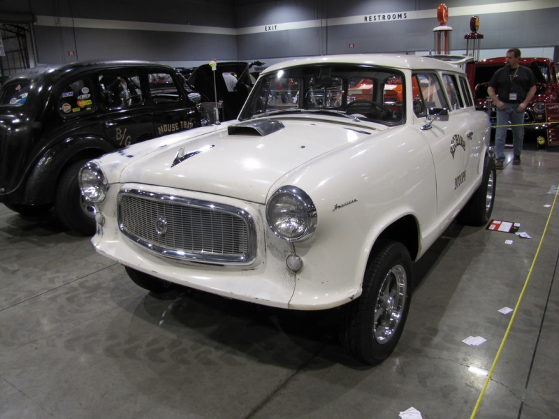 Amc, Kaiser, Rambler, Nash, Hudson, Studebaker gassers 55512010