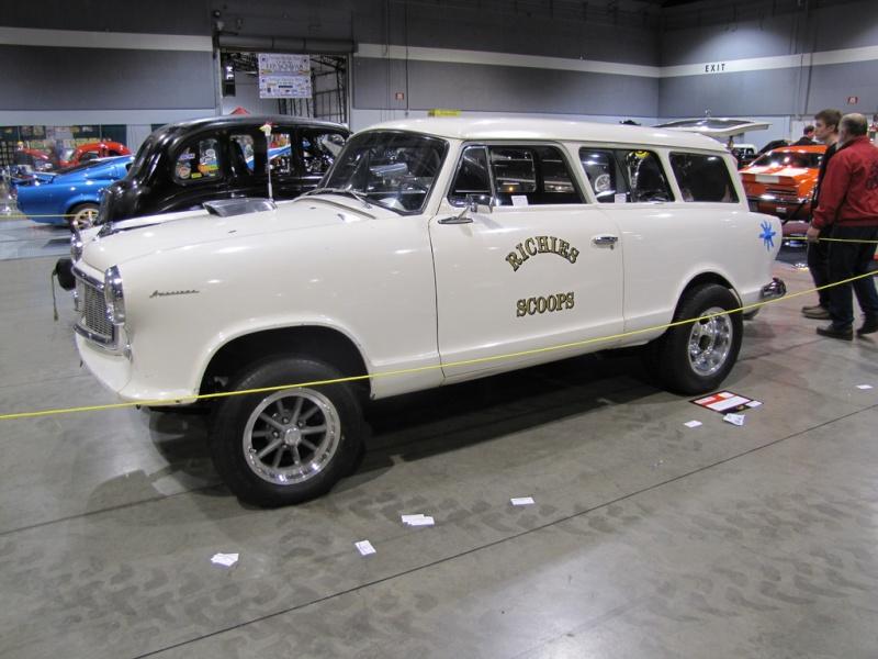 Amc, Kaiser, Rambler, Nash, Hudson, Studebaker gassers 55512110