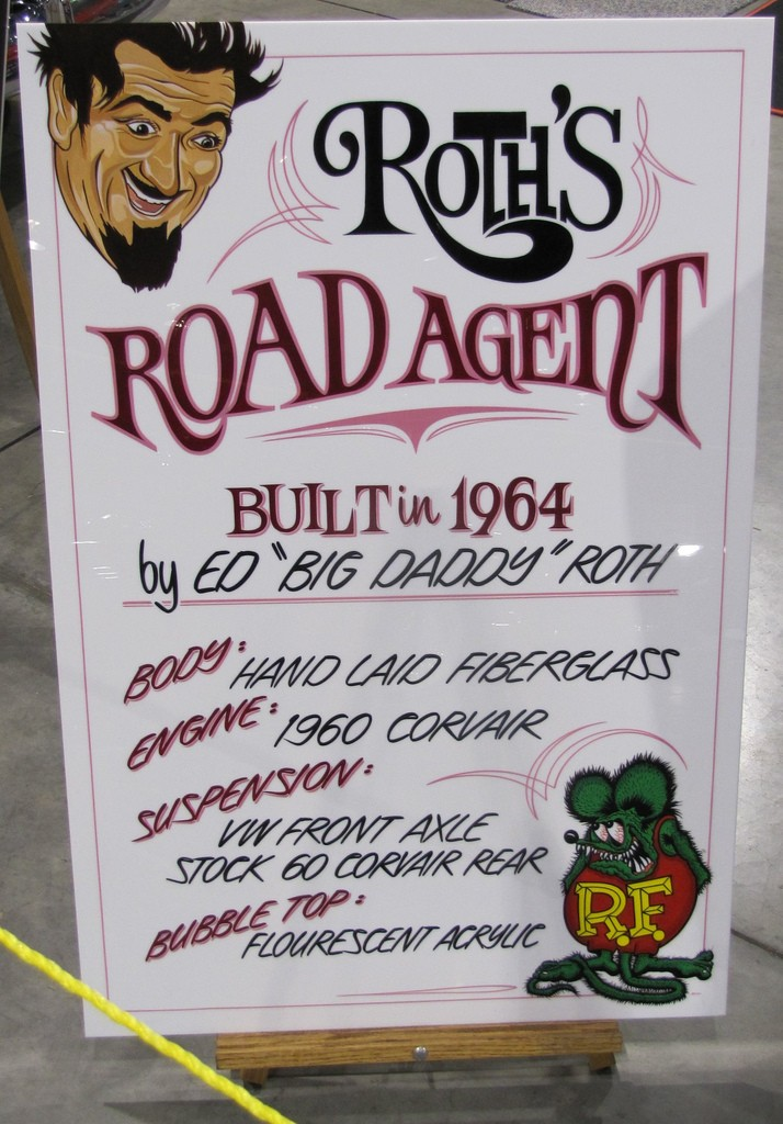 The Road Agent - Ed Roth - 1964 55512710