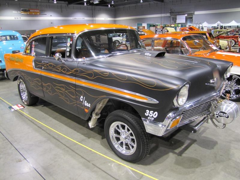 1956 Chevy Gasser 55517310