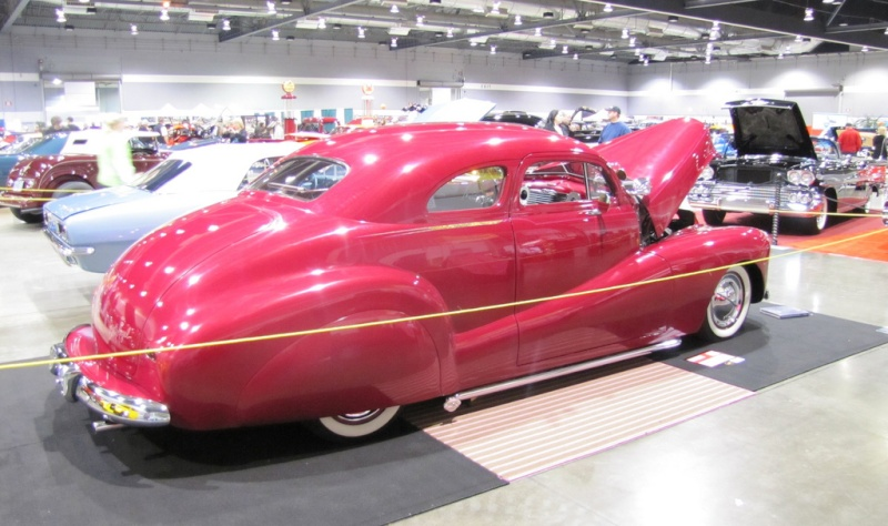Chevrolet 1946 - 48 custom & mild custom 55521510