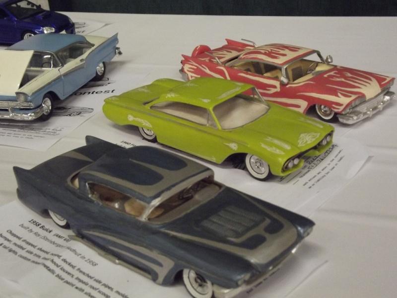 Vintage built automobile model kit survivor - Hot rod et Custom car maquettes montées anciennes 55557810