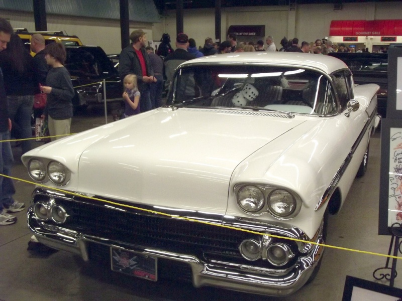 Chevy 1958 custom & mild custom - Page 3 55558110