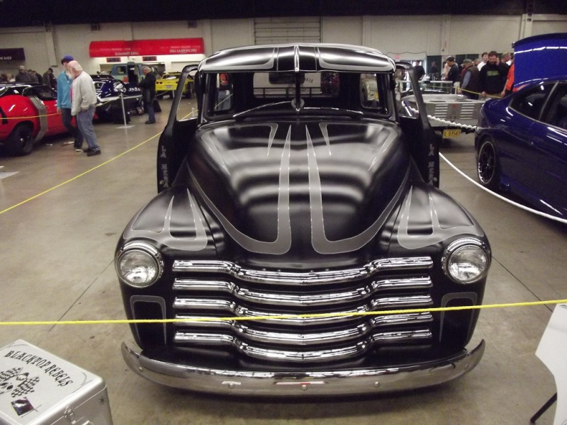 Chevy Pick up 1947 - 1954 custom & mild custom - Page 3 55573511