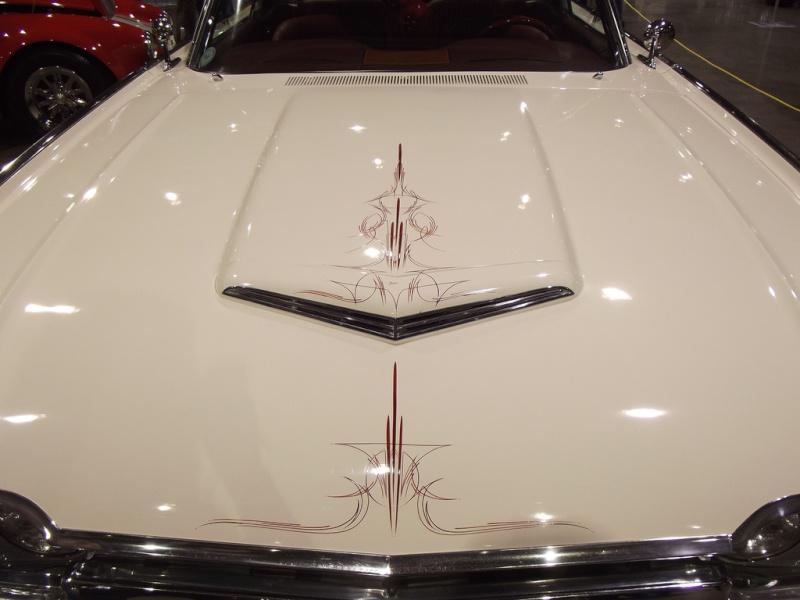 Ford Thunderbird 1961 - 1963 custom & mild custom 55600510