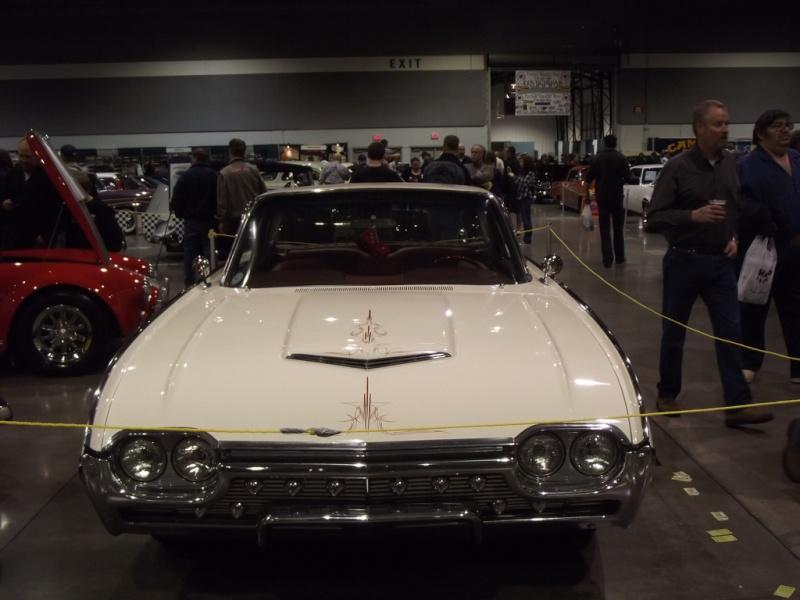 Ford Thunderbird 1961 - 1963 custom & mild custom 55600512