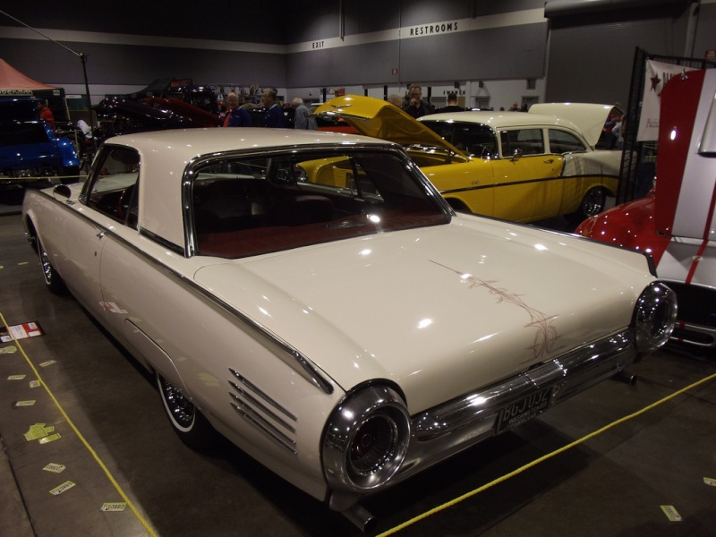 Ford Thunderbird 1961 - 1963 custom & mild custom 55600514