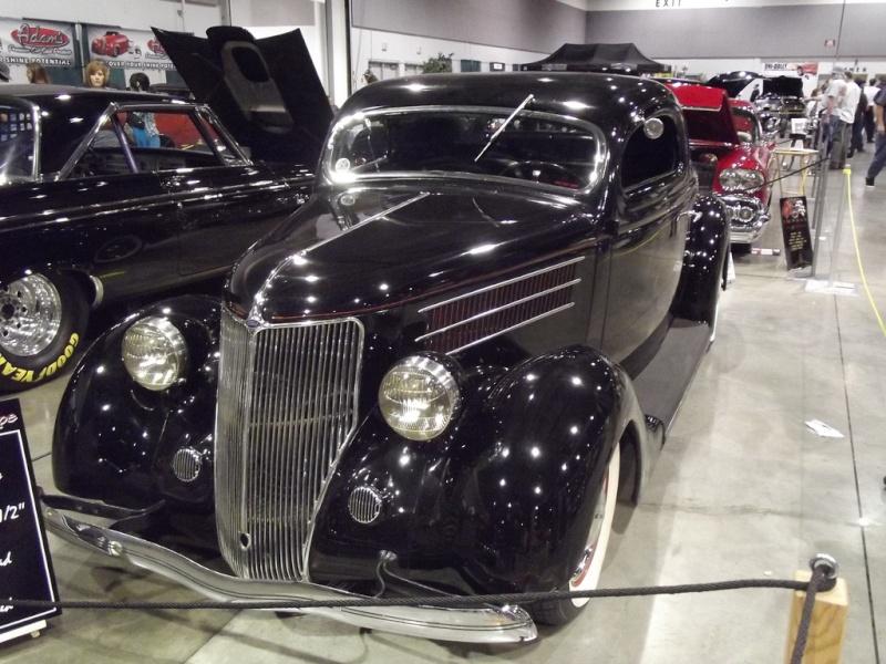 Ford 1935 - 38 custom & mild custom 55616010