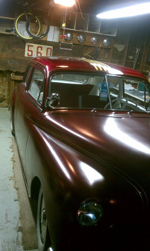 Mopar 1940 - 1950 custom & mild custom 55763110