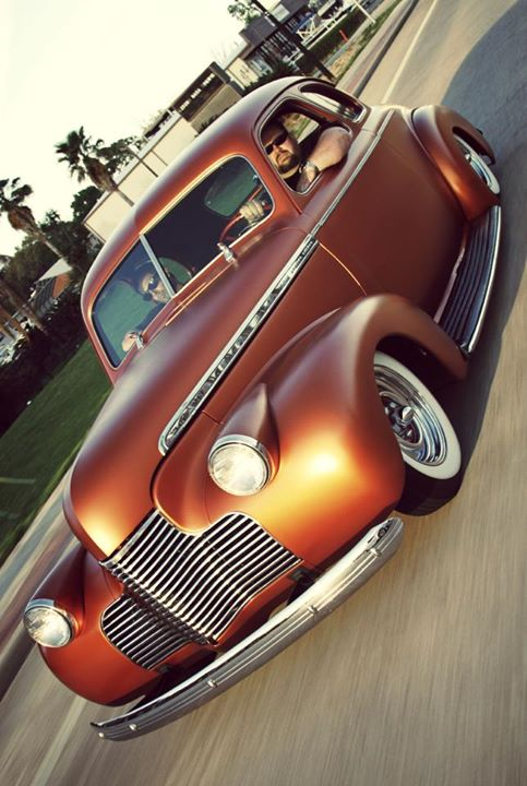 Chevy 1940 - 45 custom & mild custom 55774710
