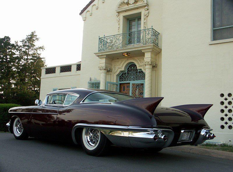 Cadillac 1957 & 1958  custom & mild custom 55915510